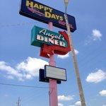 Angel's Diner.