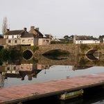 Old Bridge And Marina