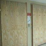 Broken elevators