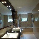 XL bathroom