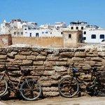 Beautiful view from Essaouira