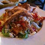 Mediterranean & Moroccan Fusion Couscous Salad