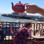 lets have a brew #Bournemouth