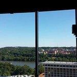 view from hotel restaurant in daytime (leftside)