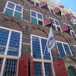 Fachada de la Casa de Rembrandt