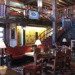 El Rancho's lobby