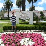 Aproveitei que estava em Coronado e visitei este maravilhoso hotel