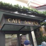 entrata caffè Sacher