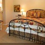 Sunporch bedroom
