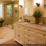 Sunporch bathroom