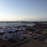Newport Harbor & Newport Bridge