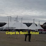 Zirkuszelt auf der Theresienwiese