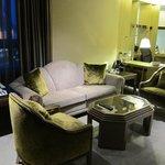 Corner Suite (living room)