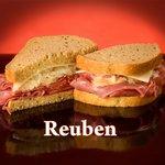 Corned Beef Reuben