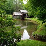 Mabry Mill. Short drive from the B&B off the historic Blue Ridge Parkway.