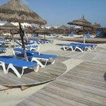 aménagement handicapé à la plage