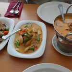 Beautifully delicious Thai food at Boonak.