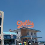Dolle's sign is a landmark in Rehoboth Beach