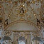 Oaxaca Museum Ceilings