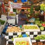 Vendor @ Local Market