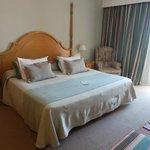 Suite 55 bedroom