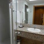 Suite 55 bathroom