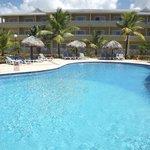 Relaxing pool