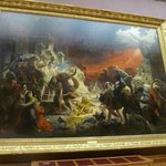 """The Last Day of Pompeii"" by Briullov"