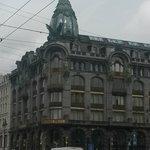 Вид на здание со стороны Невского