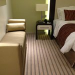tidy and luxury rooms