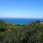 View to San Blas beach