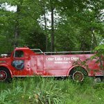 Otter Lake Fire Engine