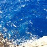 Colour of the sea