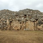 Neolithic building - world heritage site, worth the money!