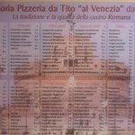 Zdjęcie Da Tito Al Venezia Trattoria Pizzeria