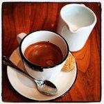 В Marzano отличный кофе! И не забудьте заказать десерт ;)