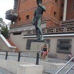 Estátua de Davi...