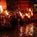 Ganga Aarti at Har Ki Pouri