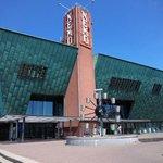 Exterior Museo de Ciencias Nemo