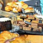 cakes a plenty...