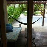 porch/balcony