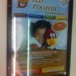Реклама executive room, в которой, в основном, желаемое выдается за действительное