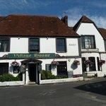 Pretty, friendly pub with good food and staff