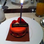 Macaron d'anniversaire - Brunch 5 juillet