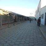 Streets of Uyuni