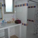 Spacieuse et pratique, WC séparés