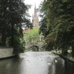 The Beauty and Serenity of Brugge