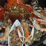 plateau royal homard pour 2