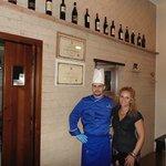 Lo chef Stefano Borrelli
