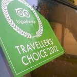 The Trip Advisor Award